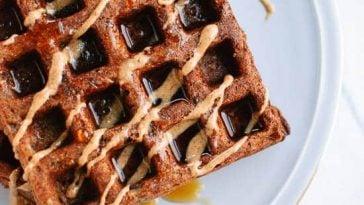 Gluten Free Buckwheat Waffles