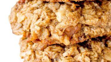 Good Morning Breakfast Cookies