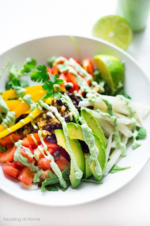 Vegan Meal Prep For The Week