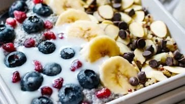 Antioxidant Rich Breakfast Bowl