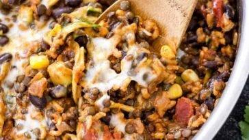 Mexican Rice Pot