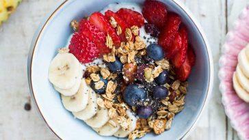 Yogurt Breakfast Bowl
