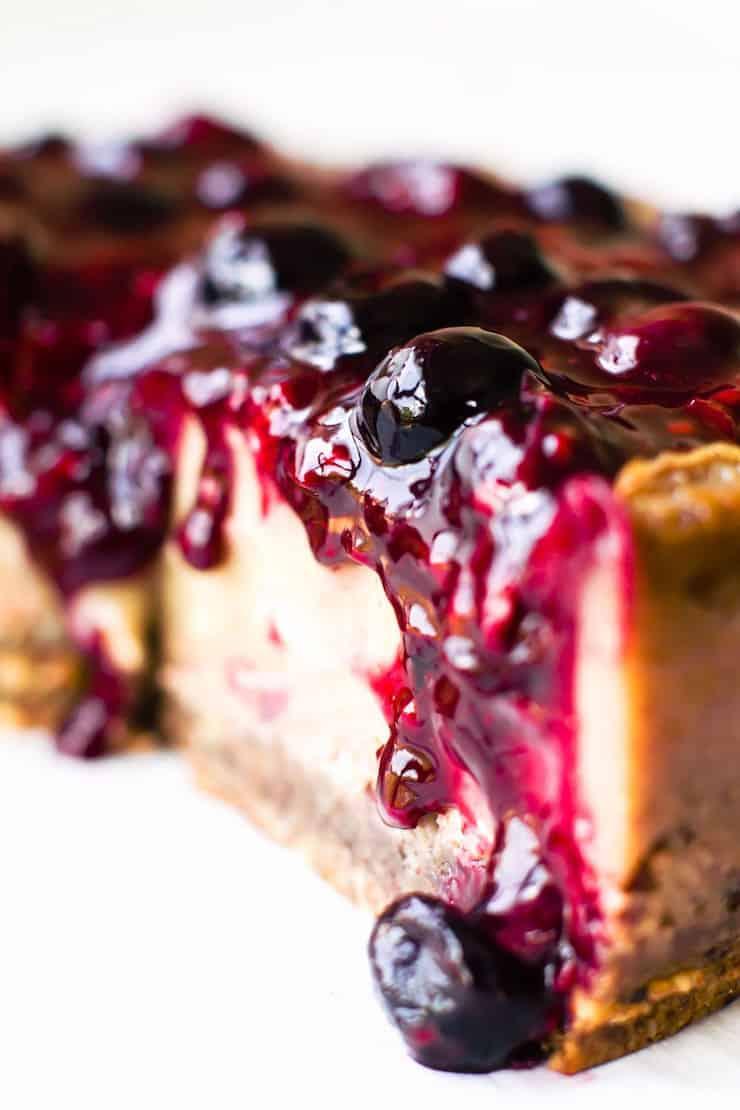 Vegan Vanilla Custard Cake