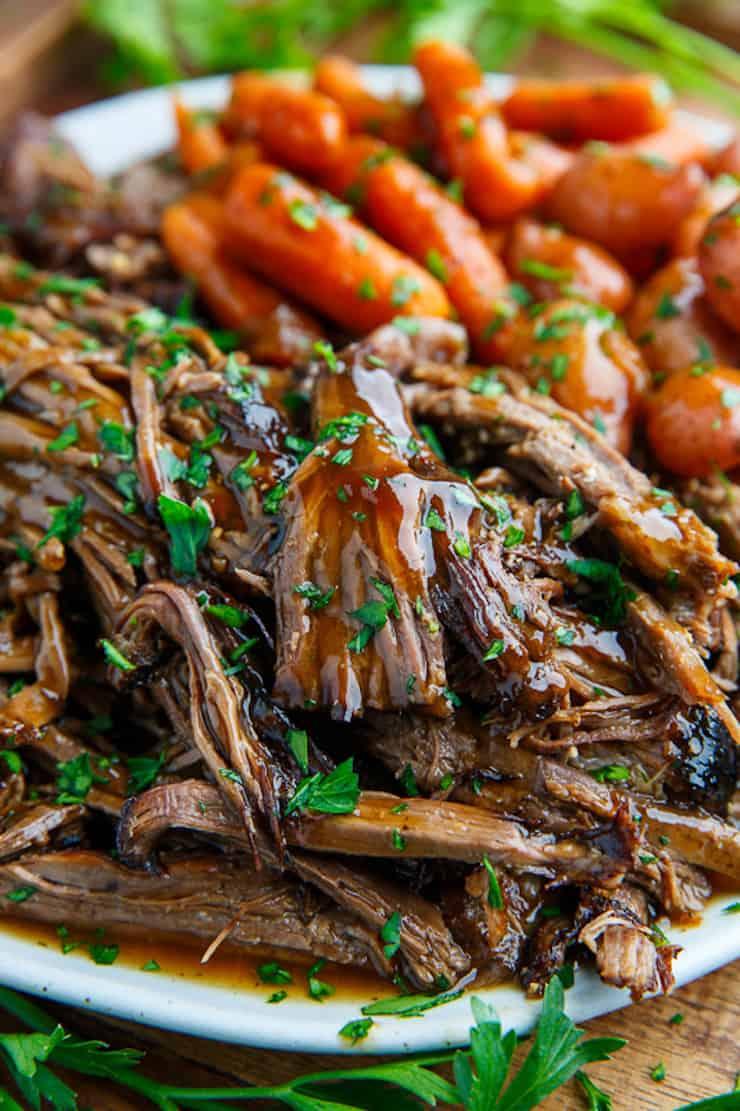 Beef Chuck Roast Crock Pot