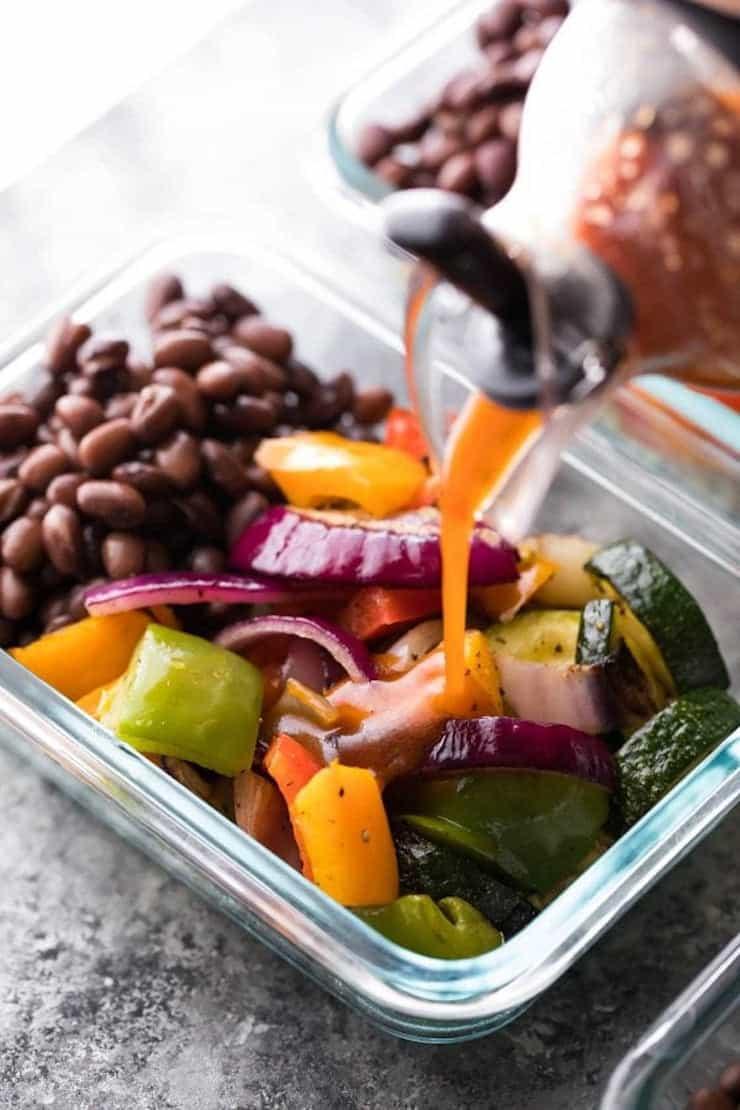 Quick Vegan Meal Prep
