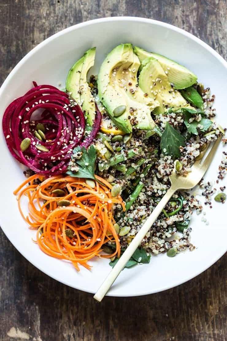 Simple Vegan Meal Prep