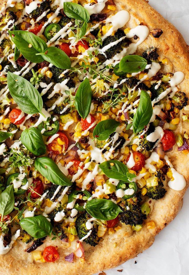 Vegan Pizza