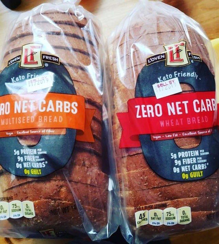 Aldi Keto Bread