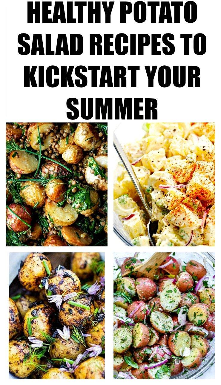 Healthy Potato Salad Recipes