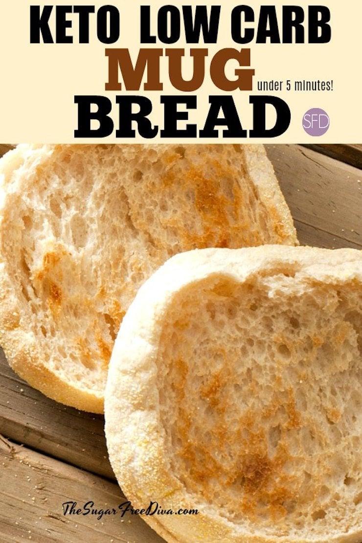 Keto Mug Bread